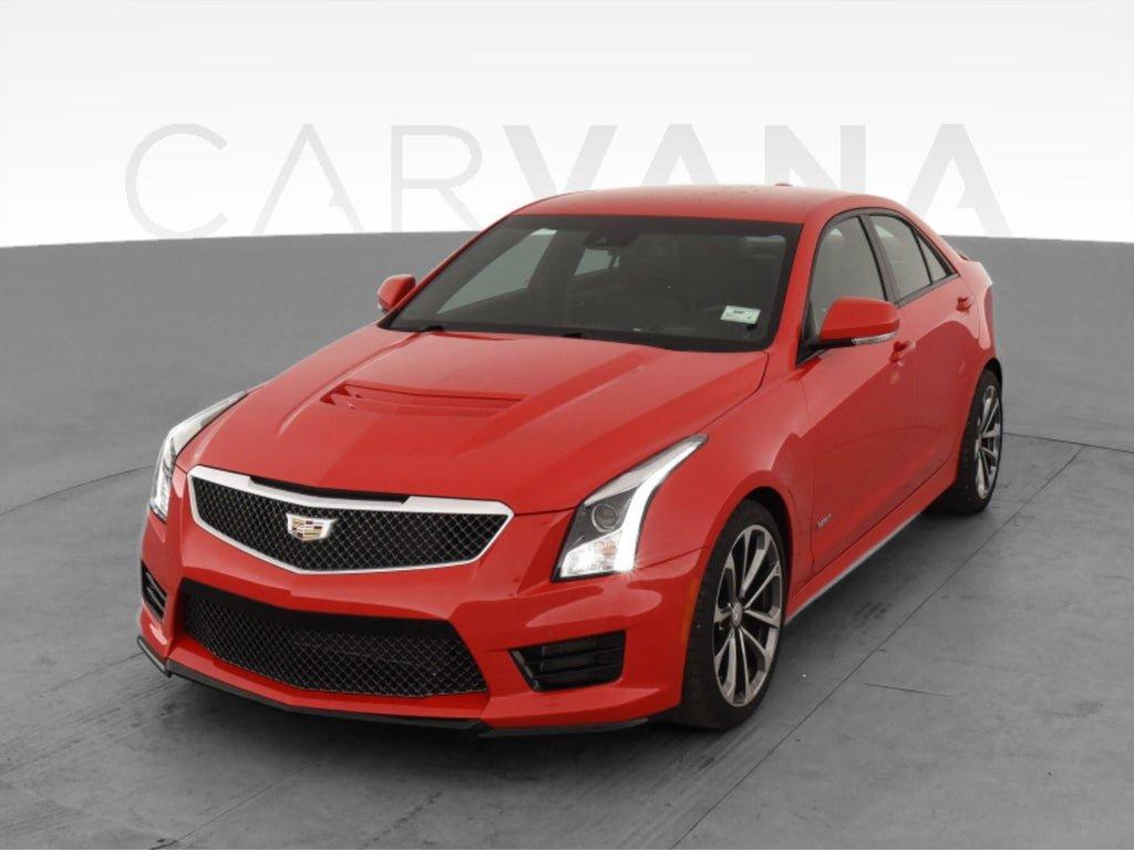 2017 Cadillac ATS V Sedan w/ Luxury Package image
