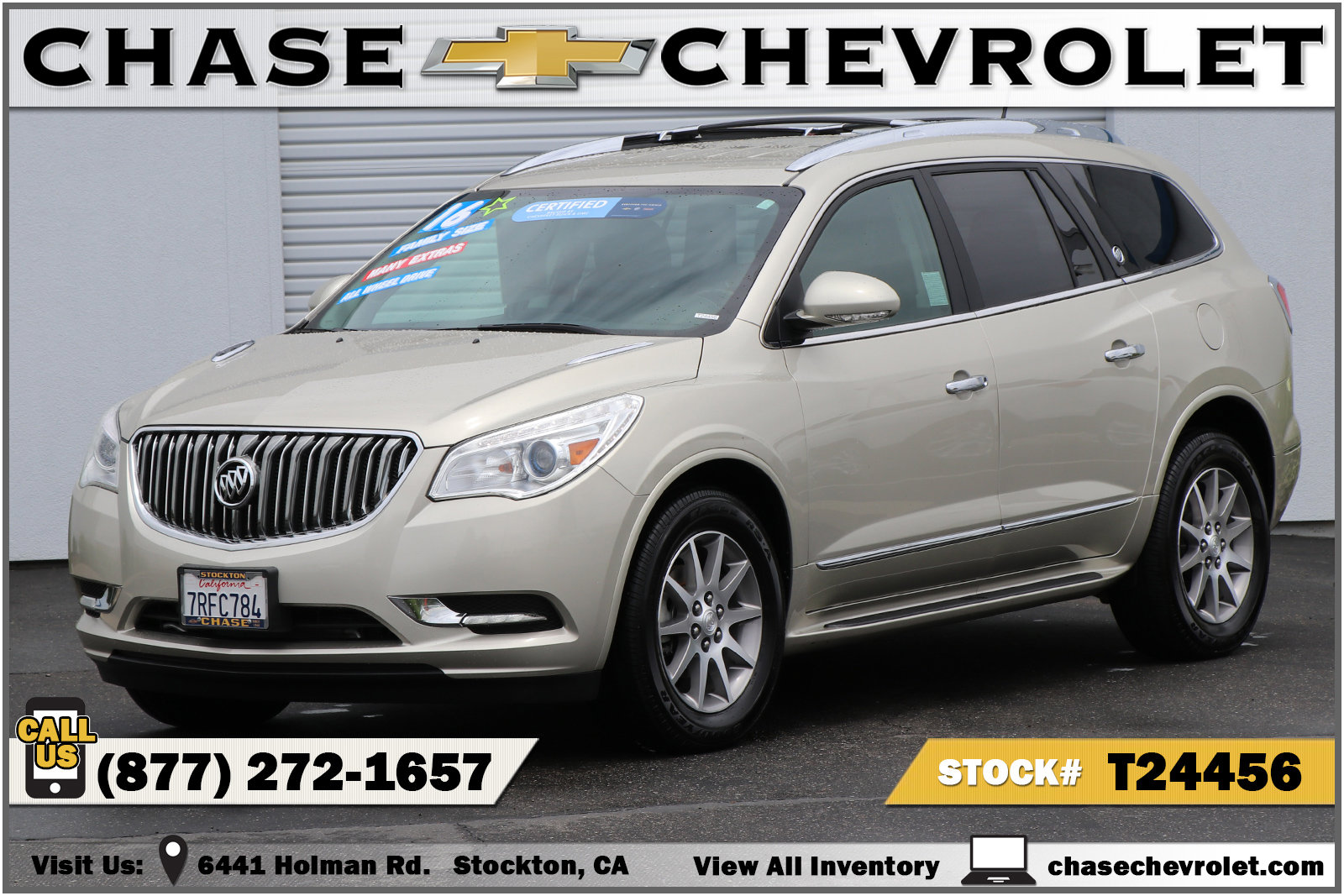 2016 Buick Enclave FWD Leather image