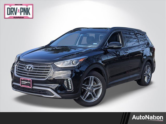 2017 Hyundai Santa Fe SE w/ Ultimate Package image