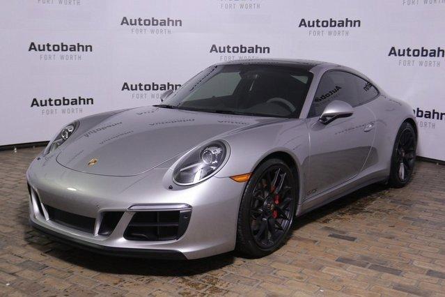 2018 Porsche 911 Carrera GTS image