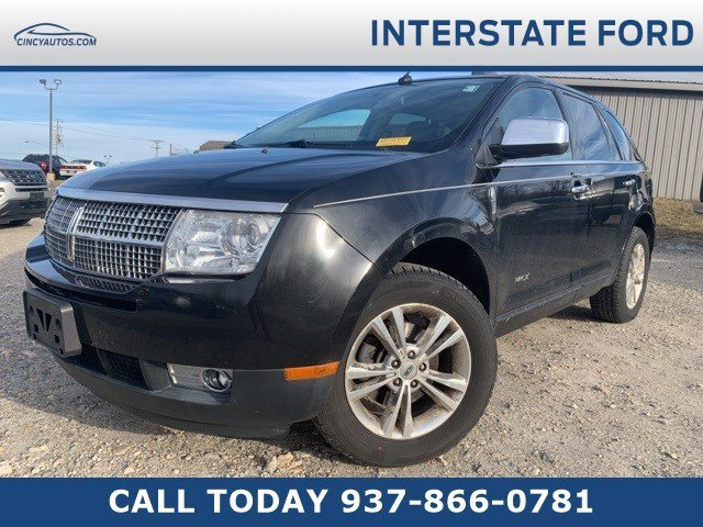 2010 Lincoln MKX 2WD image