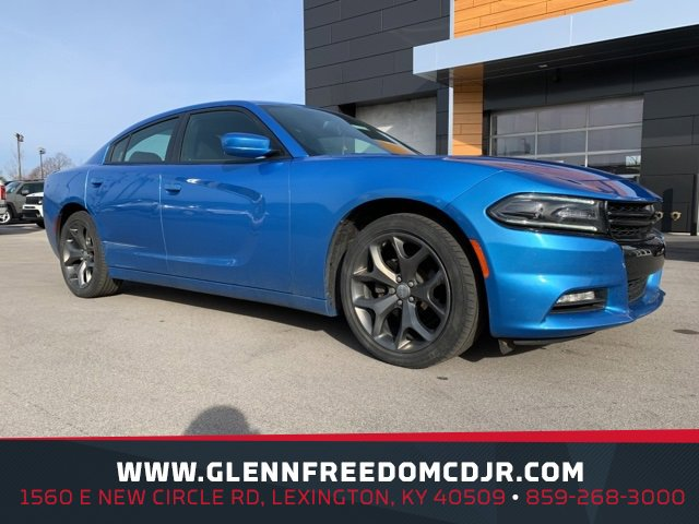 2016 Dodge Charger SXT w/ RALLYE GROUP image