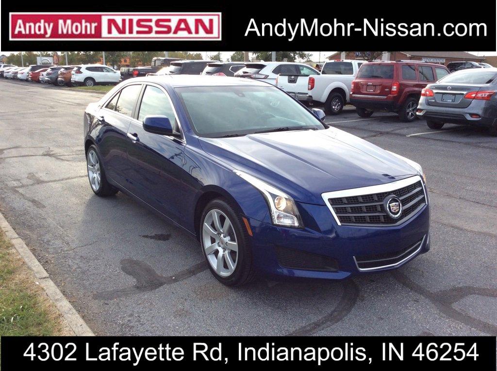 2013 Cadillac ATS Sedan image