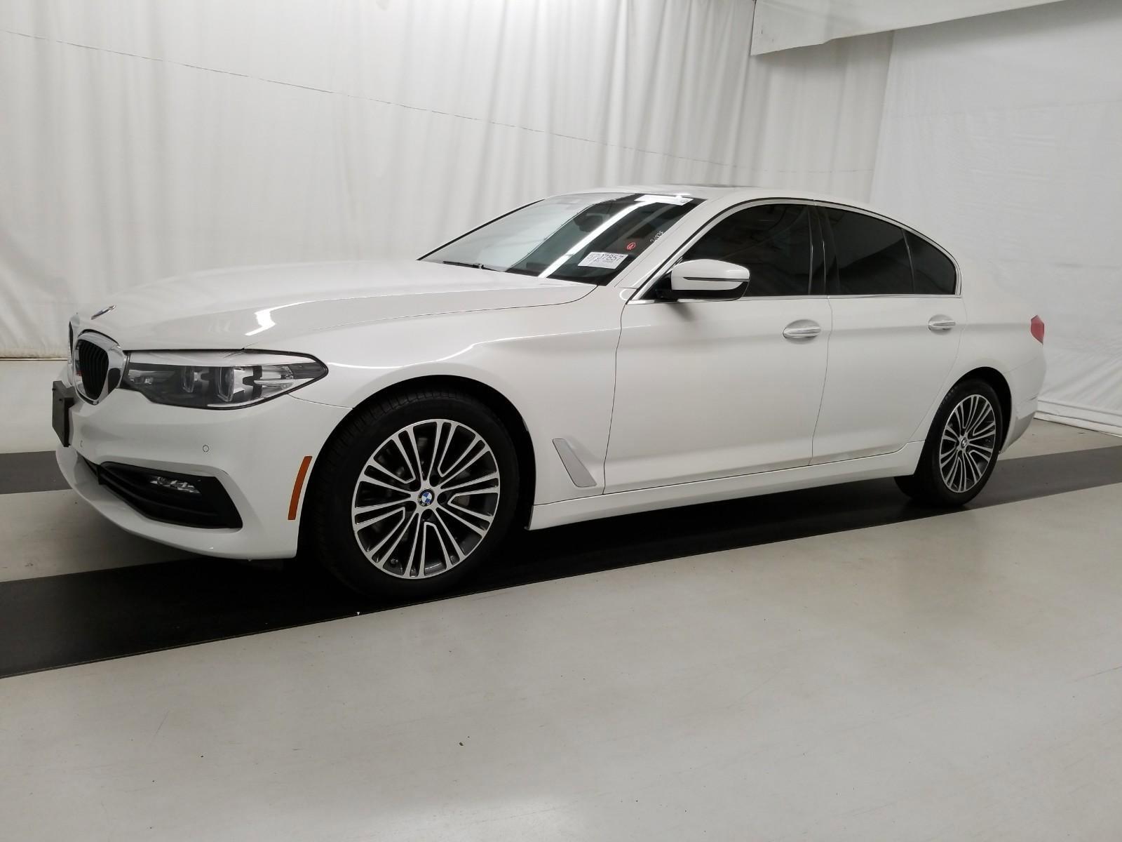 2018 BMW 540i xDrive  image