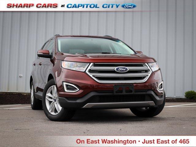 2016 Ford Edge AWD SEL image
