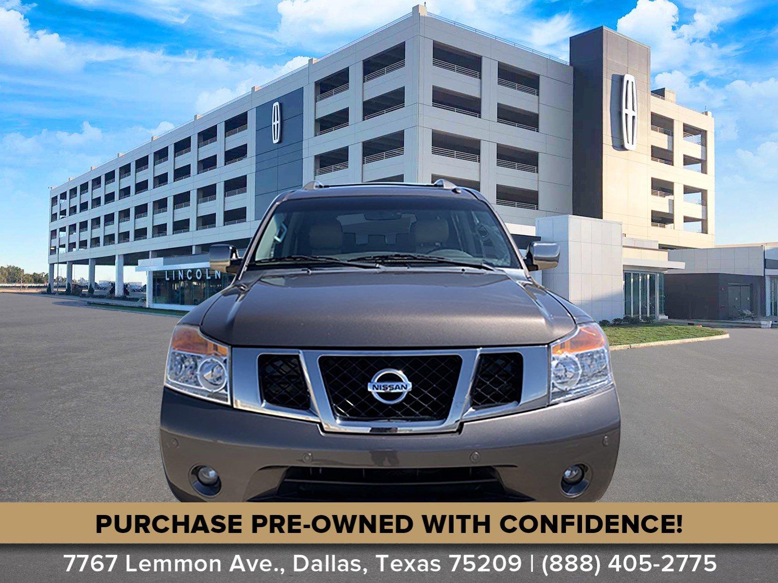 2015 Nissan Armada Platinum image