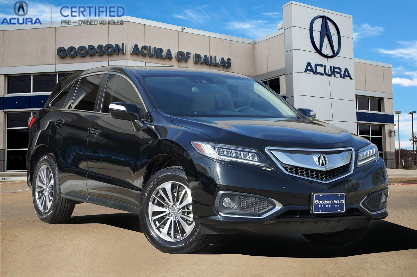 2016 Acura RDX FWD w/ Advance Package image