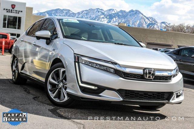 2018 Honda Clarity Plug-In Hybrid Touring image