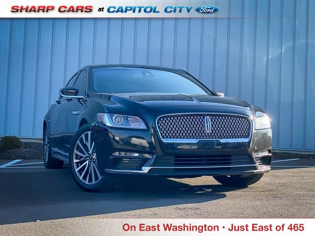 2019 Lincoln Continental Select image