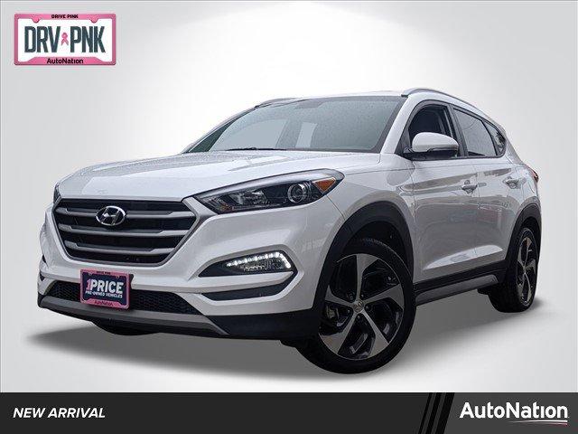 2017 Hyundai Tucson Sport image