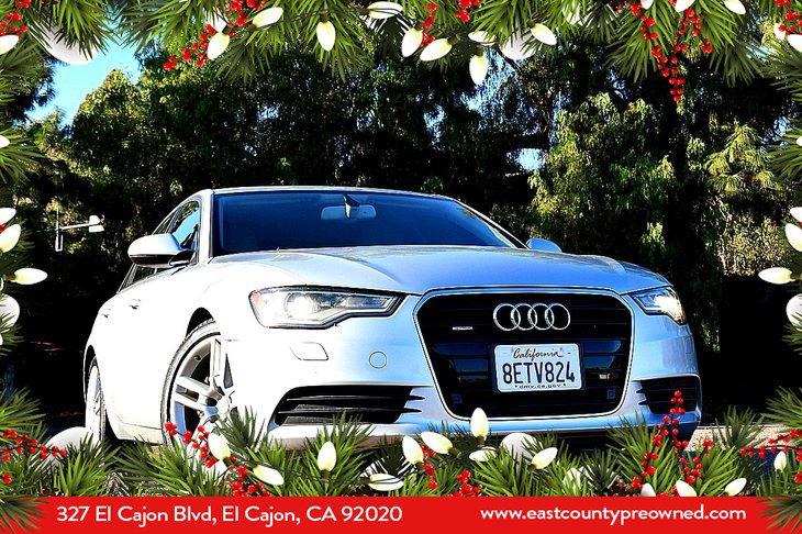 2014 Audi A6 2.0T Premium Plus quattro image