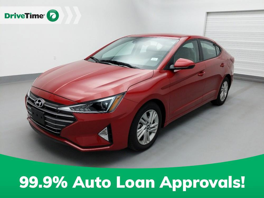 2019 Hyundai Elantra SEL Sedan image