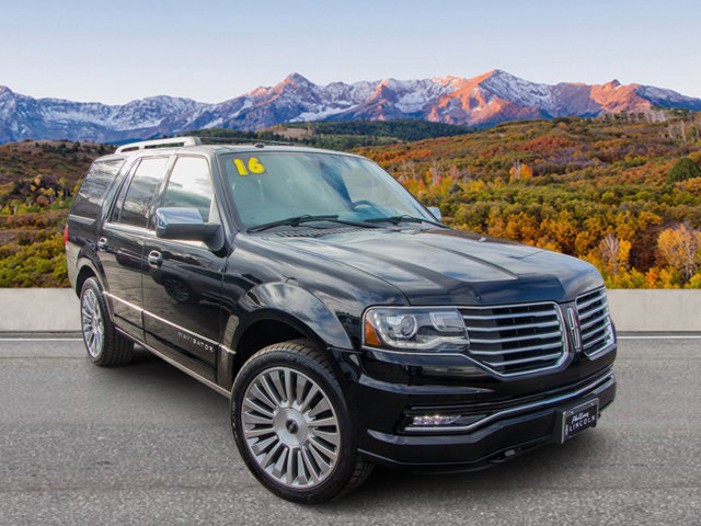 2016 Lincoln Navigator 4WD Reserve image