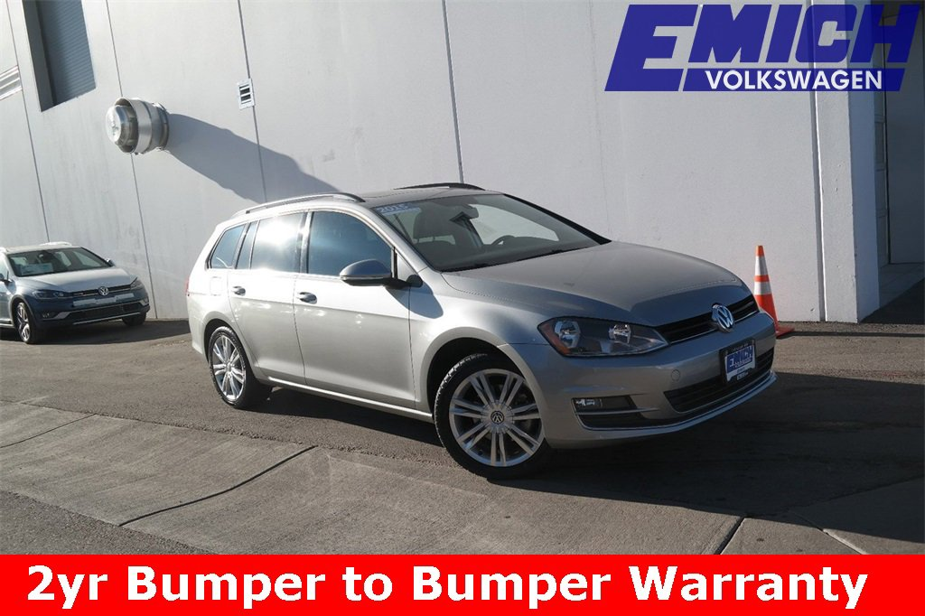 2015 Volkswagen Golf TDI SE image