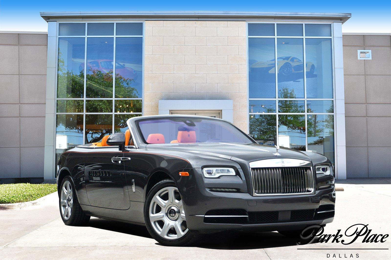 2016 Rolls-Royce Dawn  image