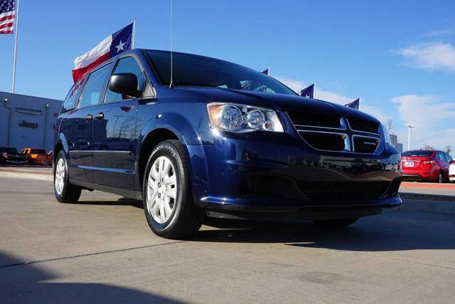 2016 Dodge Grand Caravan American Value Package image