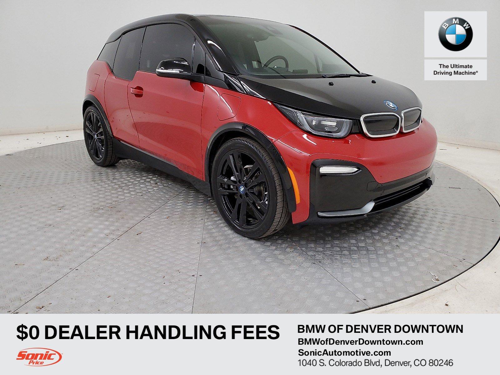 2018 BMW i3 s image