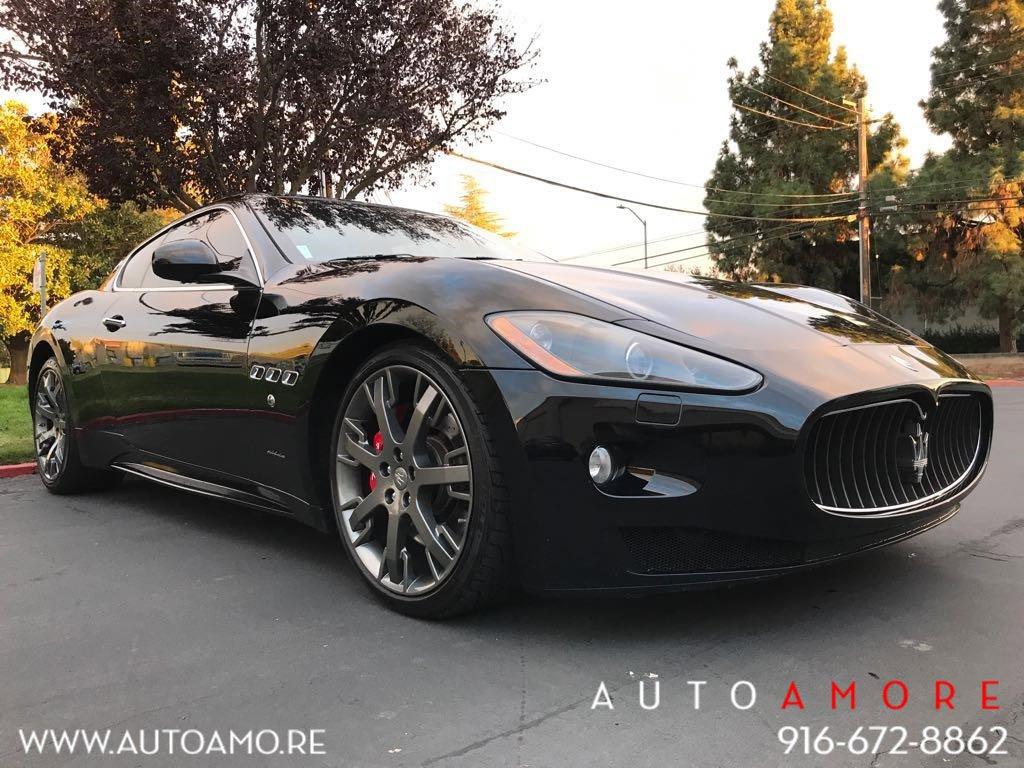 2009 Maserati GranTurismo S Coupe image