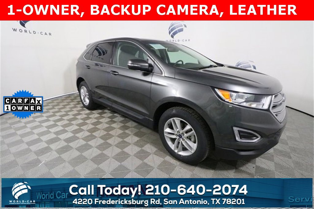 2018 Ford Edge FWD SEL image