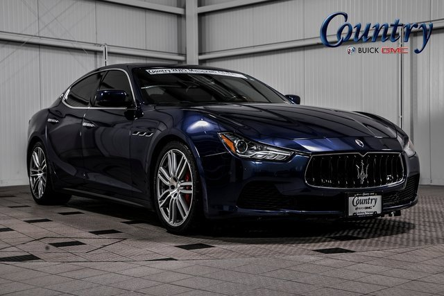 2015 Maserati Ghibli S Q4 image