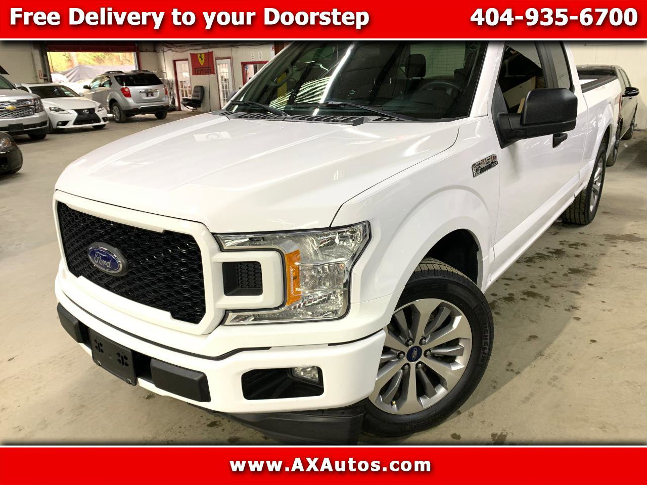2018 Ford F150 2WD SuperCab XL image