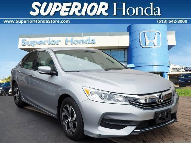 2017 Honda Accord LX Sedan image