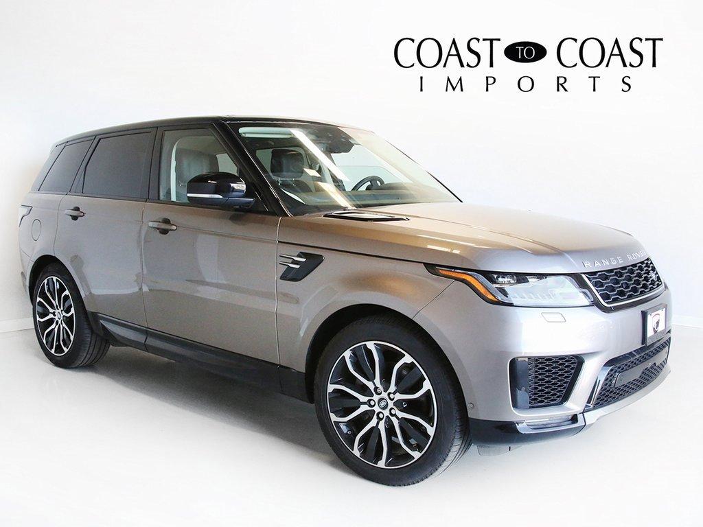 2018 Land Rover Range Rover Sport HSE image