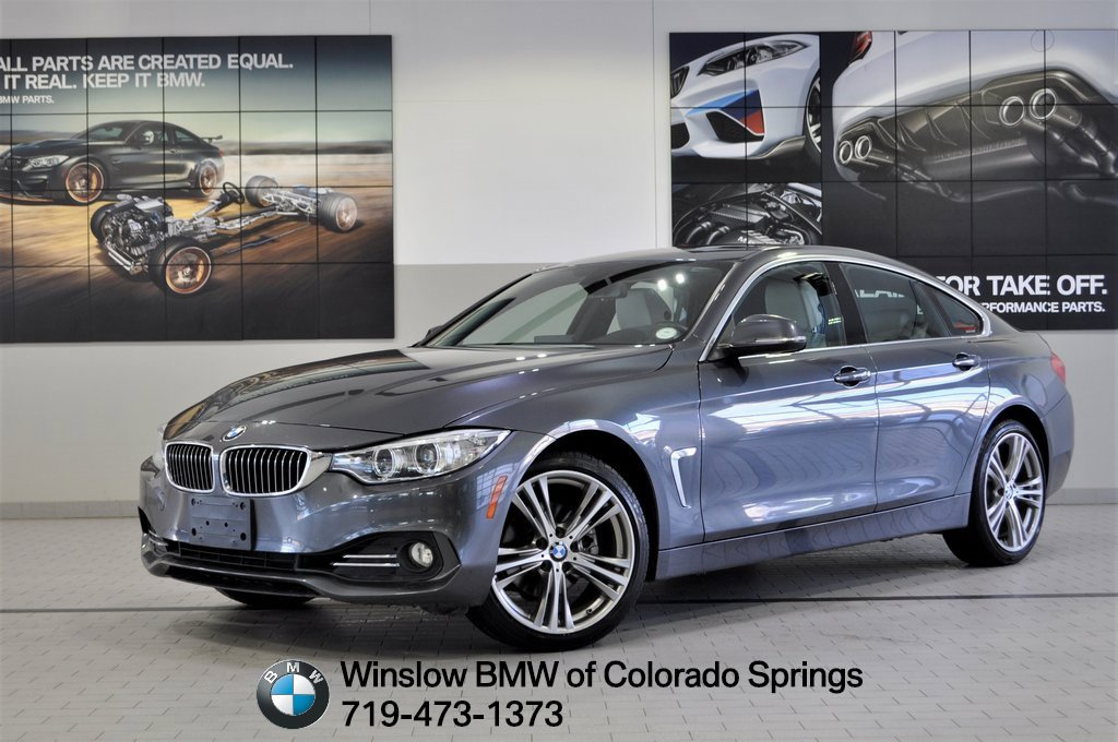 2017 BMW 430i Gran Coupe xDrive  image