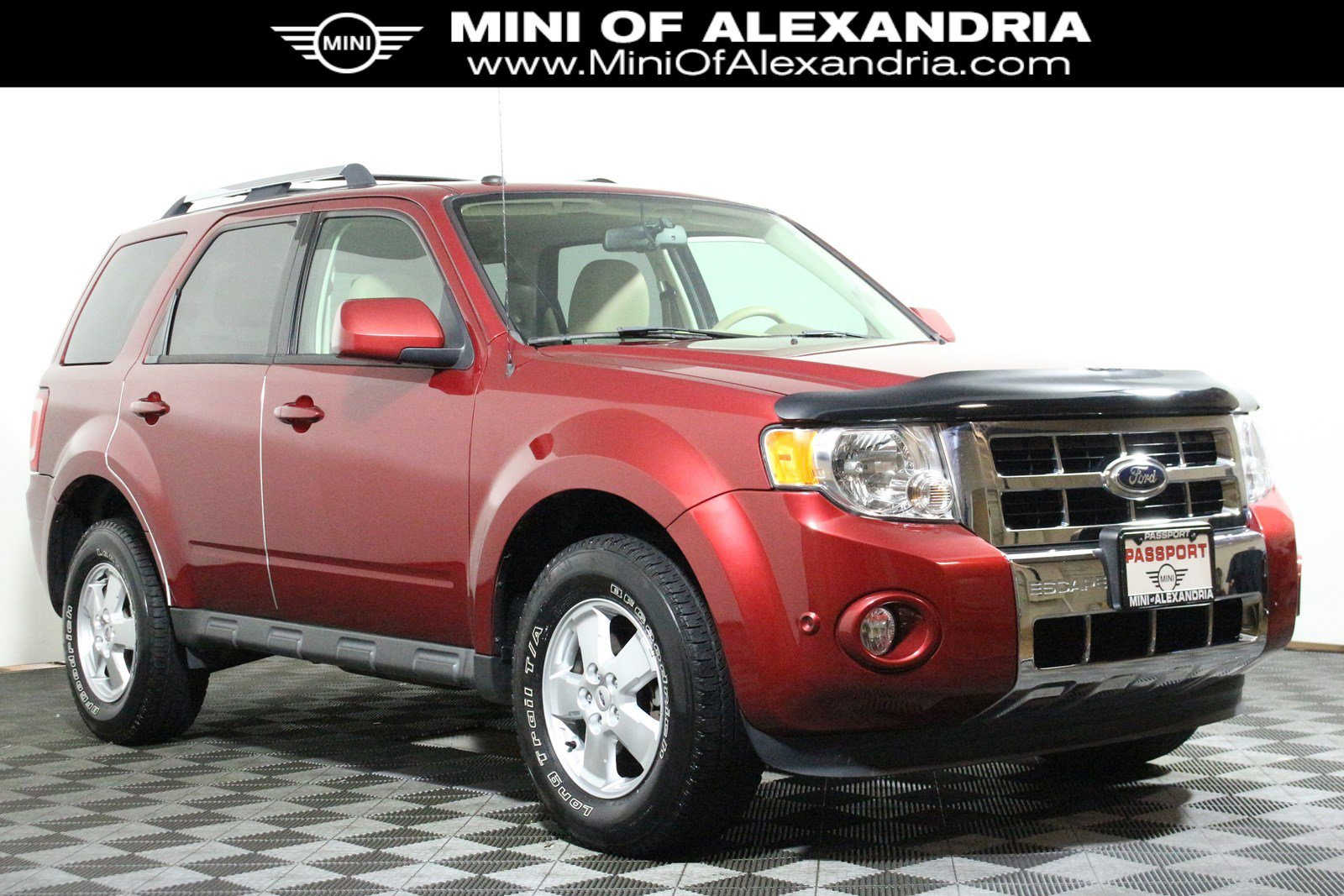 2012 Ford Escape 4WD Limited image