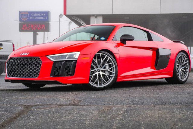 2017 Audi R8 V10 plus Coupe image