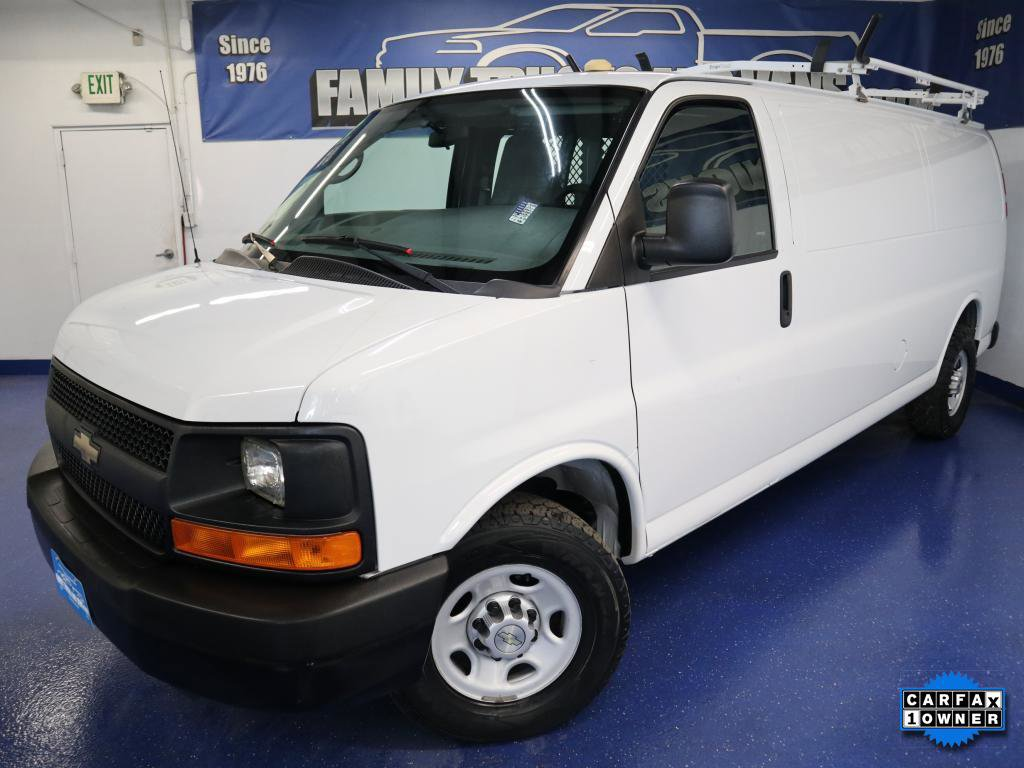 2013 Chevrolet Express 3500 Extended image