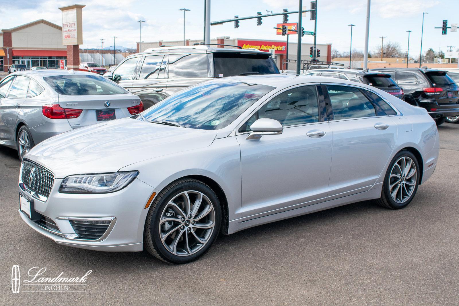 2019 Lincoln MKZ Select AWD image