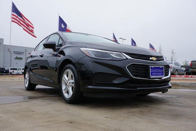 2018 Chevrolet Cruze LT Sedan image