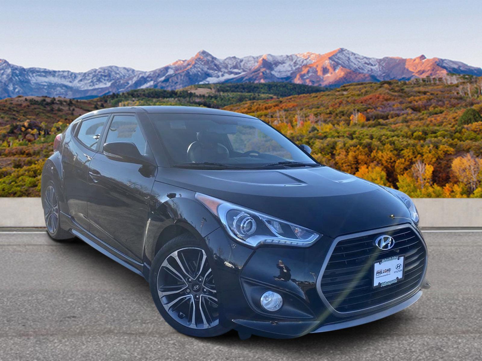 2016 Hyundai Veloster Turbo image