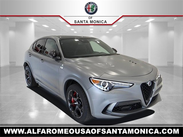 2019 Alfa Romeo Stelvio AWD Quadrifoglio image