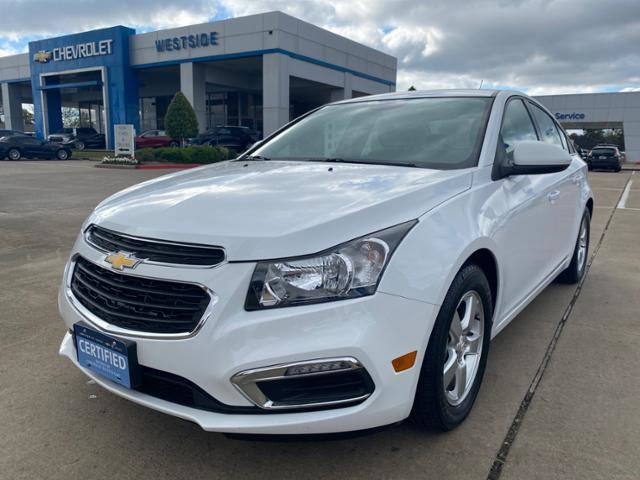 2016 Chevrolet Cruze Limited LT Sedan image