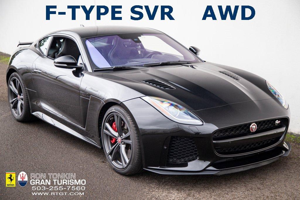 2017 Jaguar F-TYPE SVR Coupe image