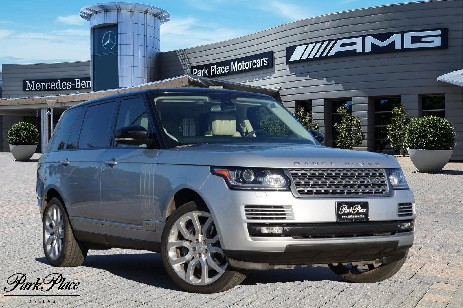 2015 Land Rover Range Rover Long Wheelbase Supercharged image