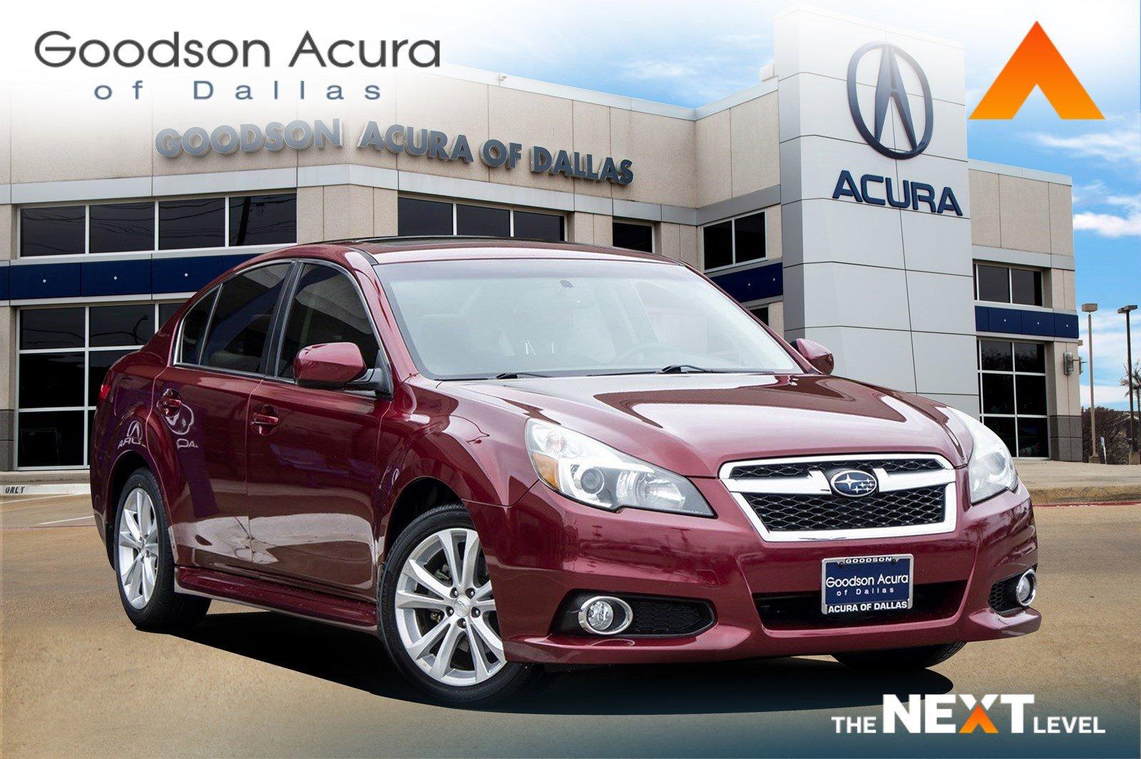 2013 Subaru Legacy 2.5i Limited image