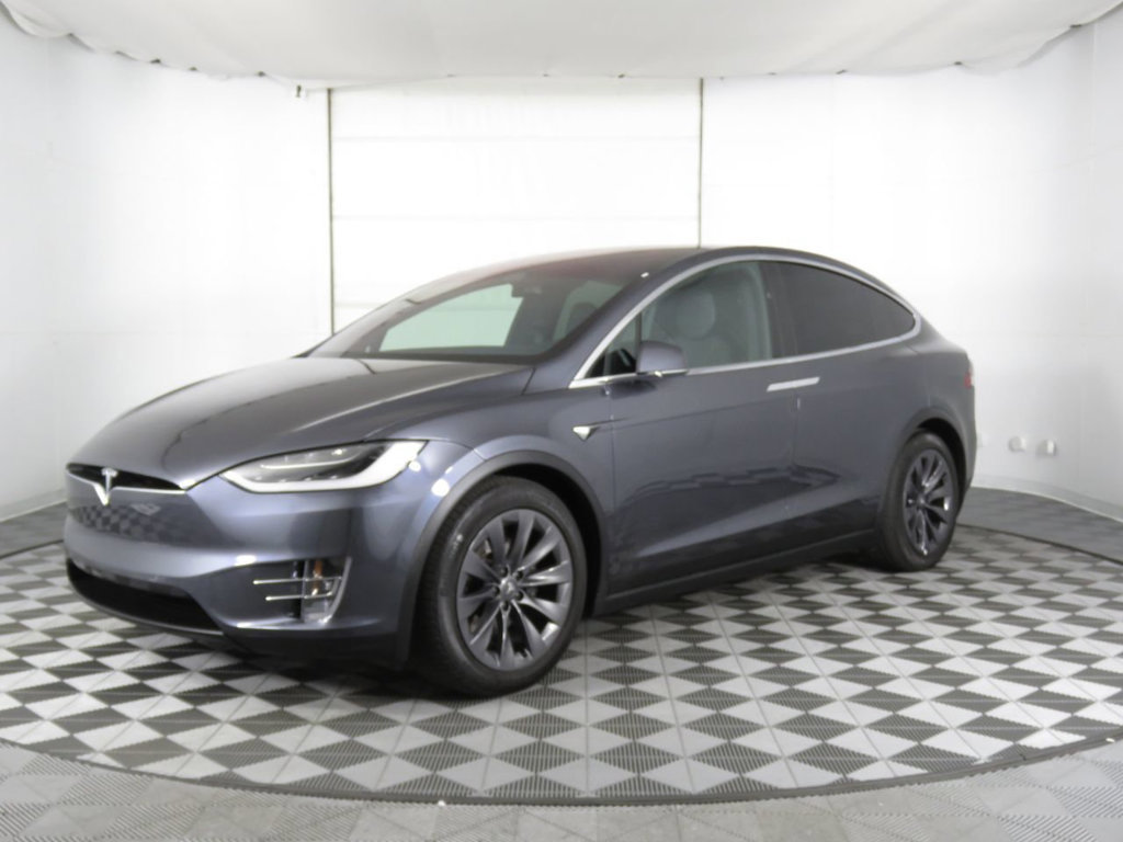 2018 Tesla Model X  image