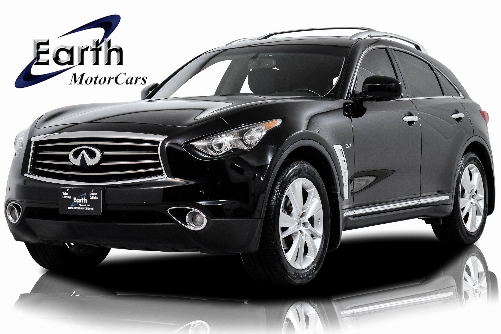 2014 INFINITI QX70 2WD w/ Premium Package image