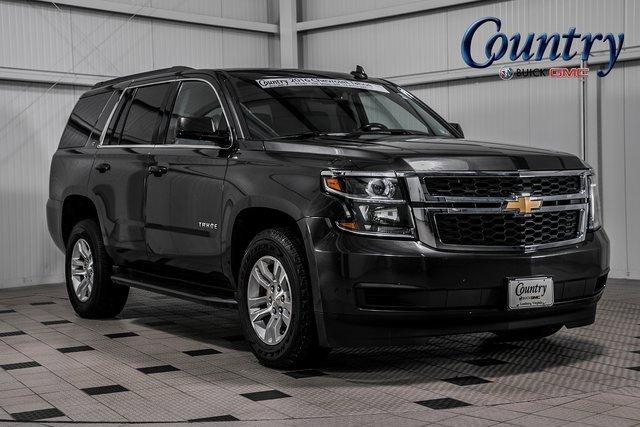 2016 Chevrolet Tahoe 4WD LT image