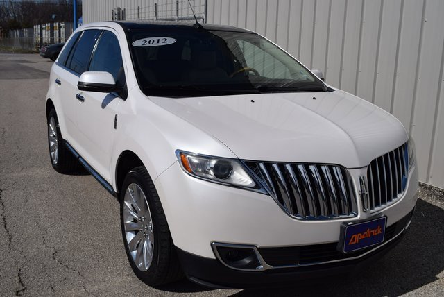 2012 Lincoln MKX AWD image
