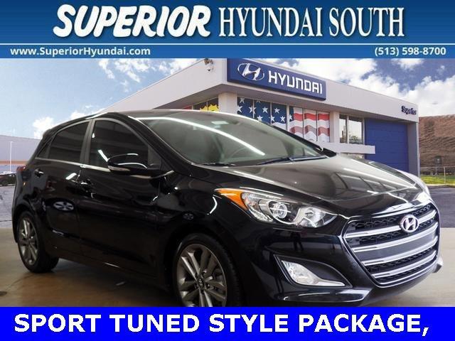 2016 Hyundai Elantra GT Hatchback image
