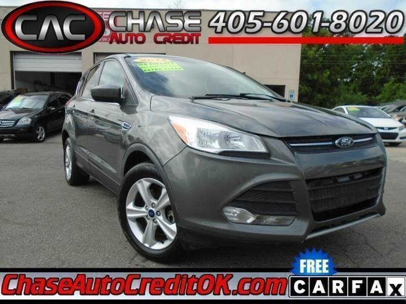 2014 Ford Escape 4WD SE image