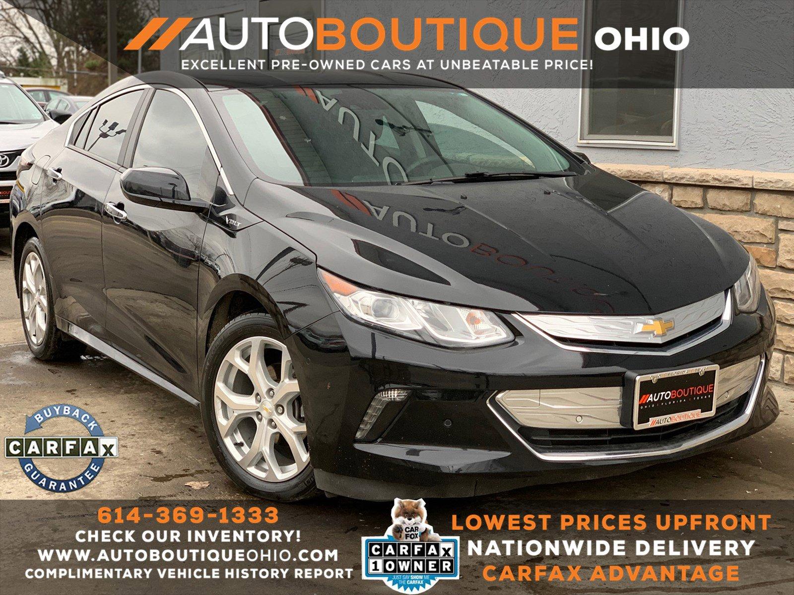2016 Chevrolet Volt Premier image