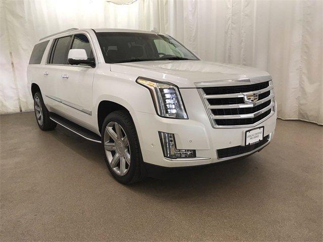 2019 Cadillac Escalade ESV 4WD Premium Luxury image