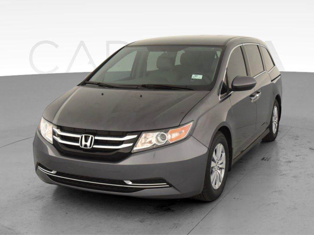 2016 Honda Odyssey EX image