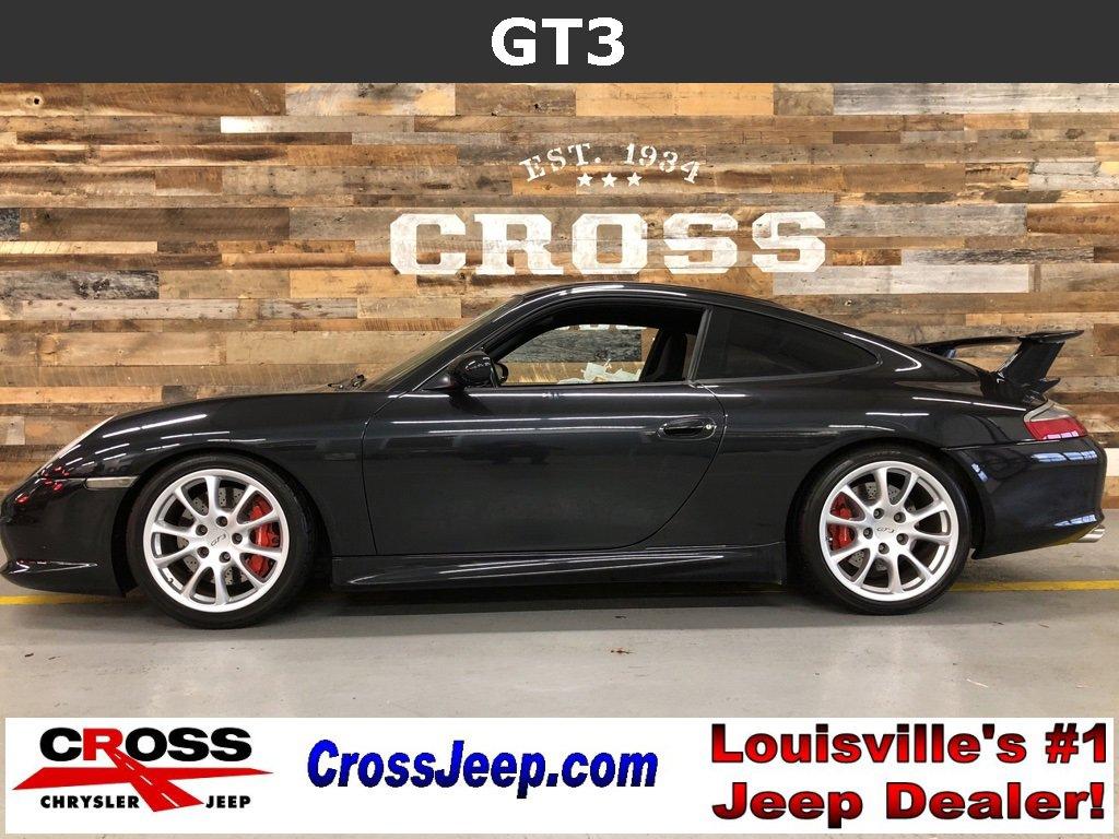 2004 Porsche 911 GT3 Coupe image