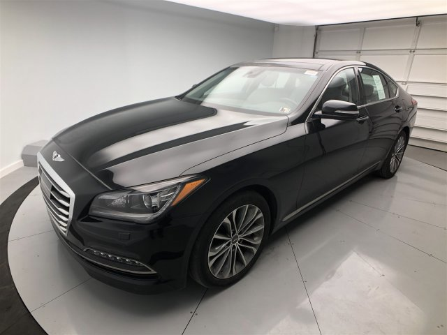 2017 Genesis G80 3.8 w/ OPTION GROUP 02 image
